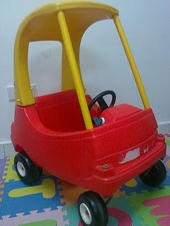 regalo coche niño