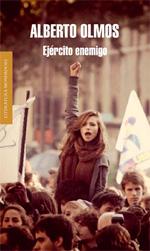 Haz click en la foto para leer sobre libro Ejercito enemigo (Alberto Olmos)